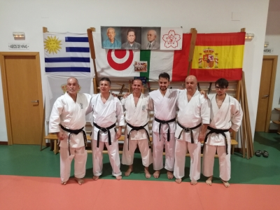 10th International Okinawa Goju Ryu Shodokan Seminar